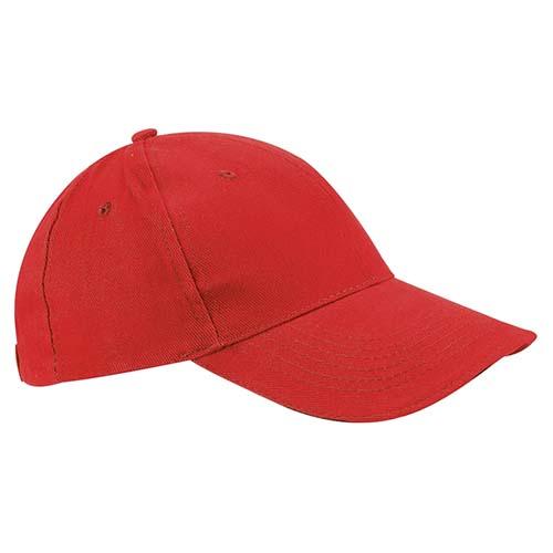 GSP 002 R gorra sandwich color rojo 4