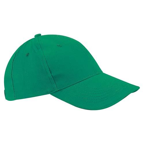 GSP 002 V gorra sandwich color verde 5