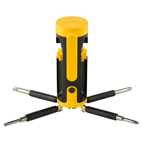 HER 045 Y desarmador multiple vindel amarillo 2
