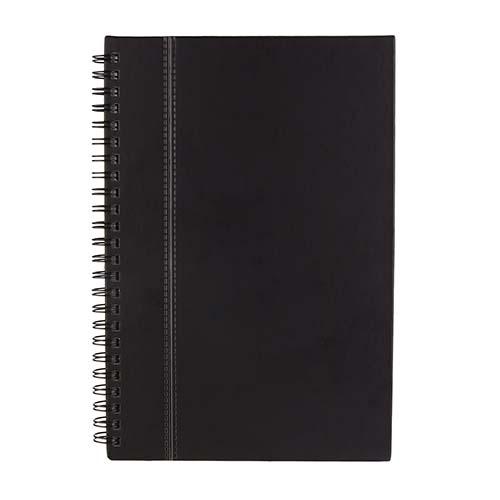 HL 010 N libreta alesa color negro 3