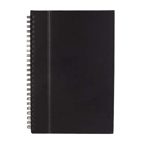 HL 010 N libreta alesa color negro