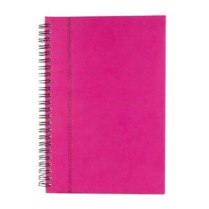 HL 010 P libreta alesa color rosa