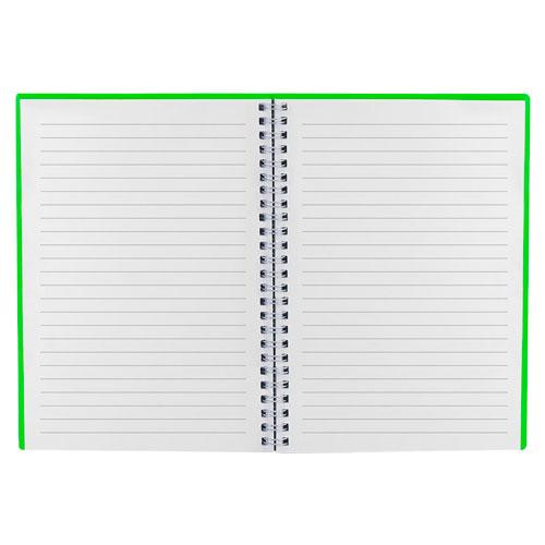 HL 012 V libreta abdala color verde 2