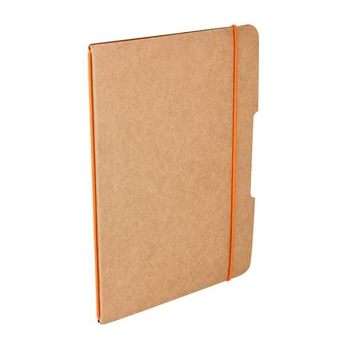 HL 015 O libreta barron color naranja 3