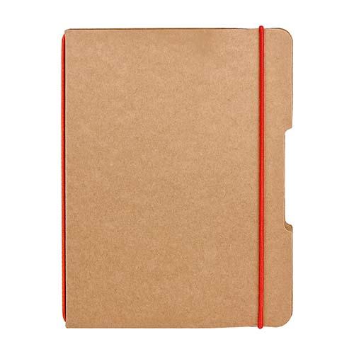 HL 015 R libreta barron color rojo
