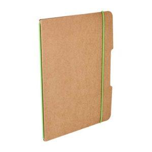 HL 015 V libreta barron color verde