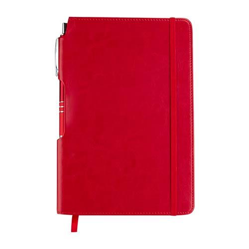 HL 030 R libreta kenya color rojo 1