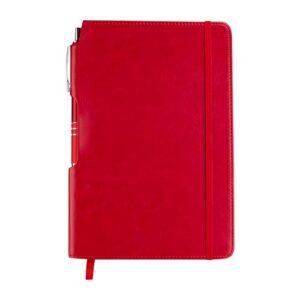 HL 030 R libreta kenya color rojo