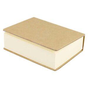 HL 040 BE porta notas eria color beige