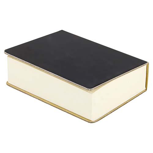 HL 040 N porta notas eria color negro 1