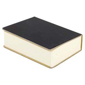 HL 040 N porta notas eria color negro