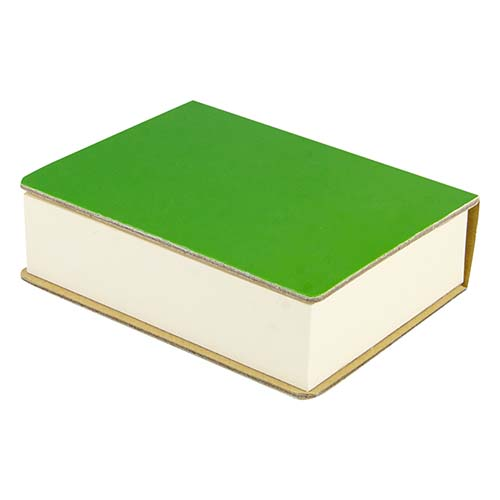 HL 040 V porta notas eria color verde 3