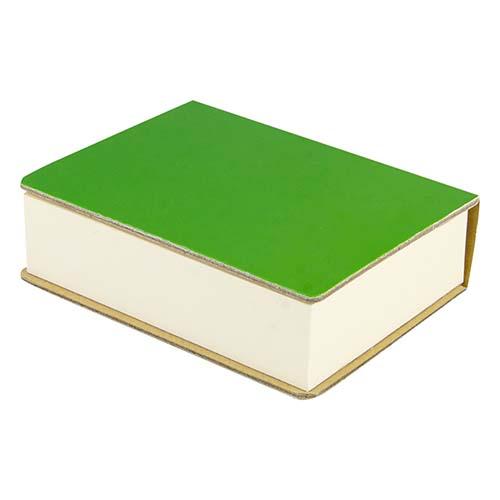 HL 040 V porta notas eria color verde