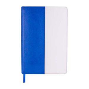 HL 050 A libreta bicolor bilka color azul