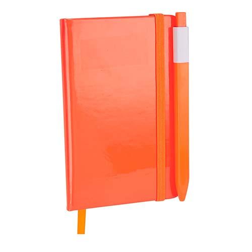 HL 090 O libreta kady color naranja 1