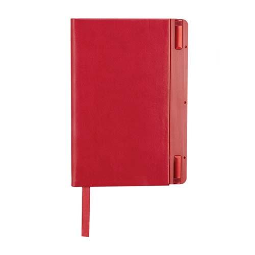 HL 095 R libreta detian color rojo 1
