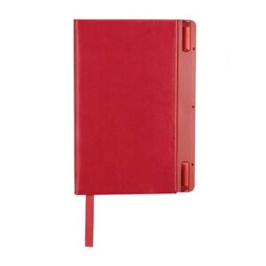 HL 095 R libreta detian color rojo