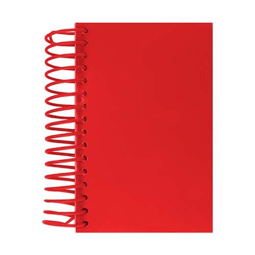 HL 1300 R libreta wendel color rojo 3