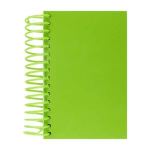 HL 1300 V libreta wendel color verde