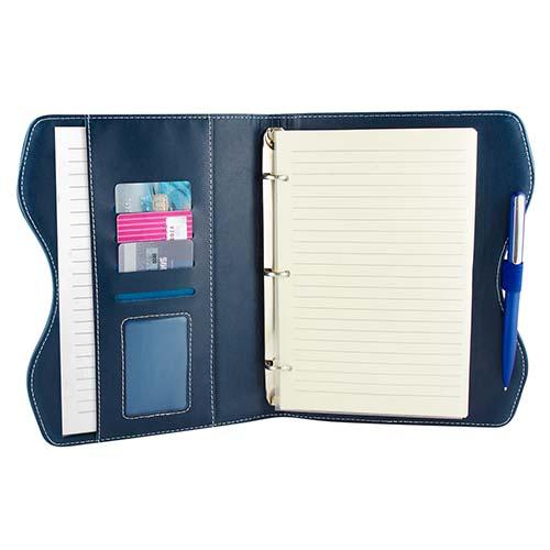 HL 140 A libreta trebbia color azul 2