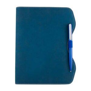 HL 140 A libreta trebbia color azul