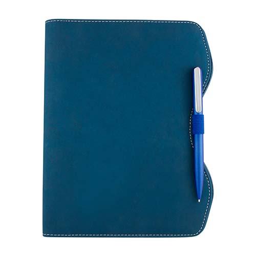 HL 140 A libreta trebbia color azul 4