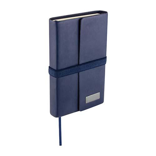 HL 1500 A libreta scrif color azul 3