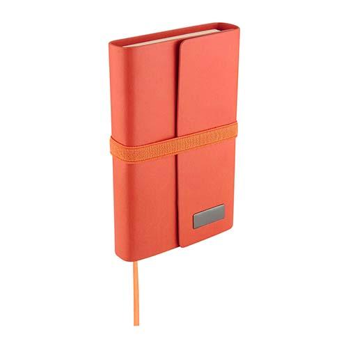 HL 1500 O libreta scrif color naranja