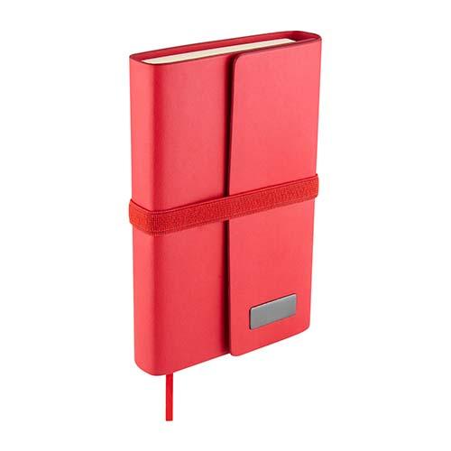 HL 1500 R libreta scrif color rojo