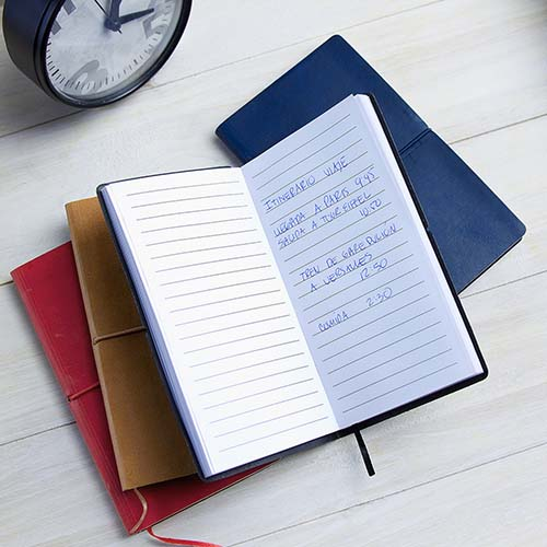 HL 1650 A libreta valanti color azul 2