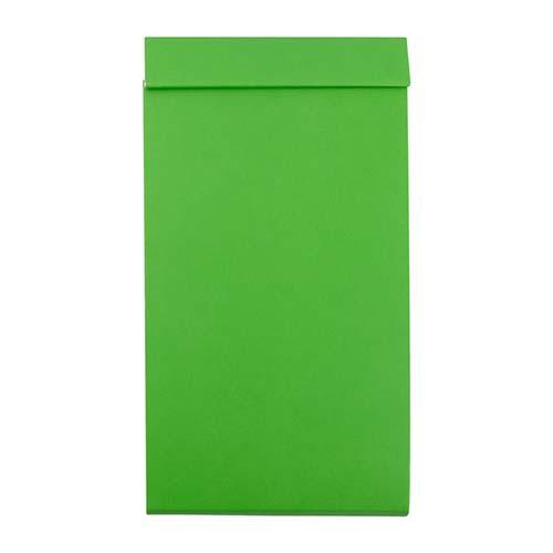 HL 1700 V libreta tadia color verde 3