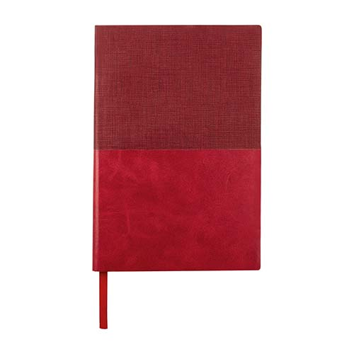 HL 1750 R libreta maceo color rojo 1