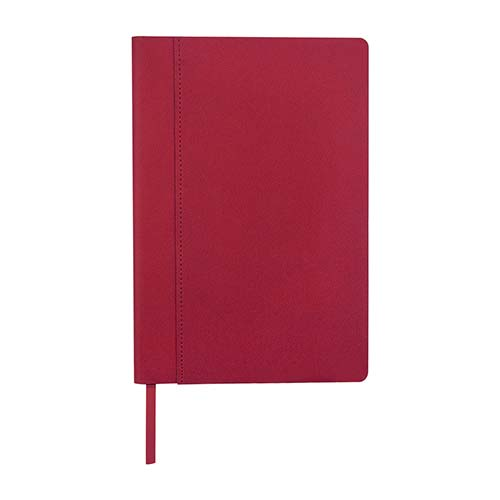 HL 180 R libreta dettifoss color rojo 1