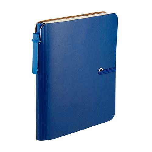 HL 190 A libreta toba color azul 3