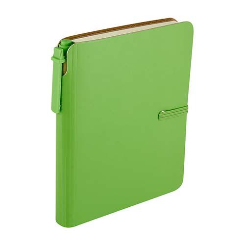 HL 190 V libreta toba color verde 1