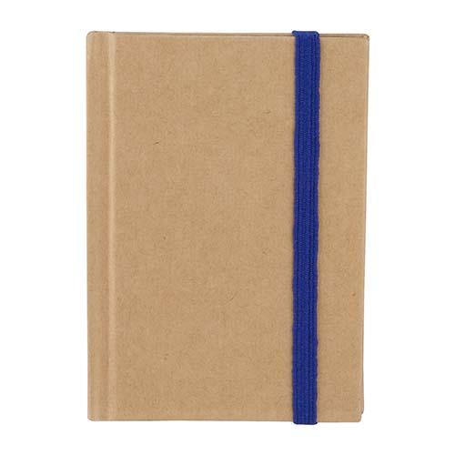 HL 2012 A libreta eco paper color azul 4