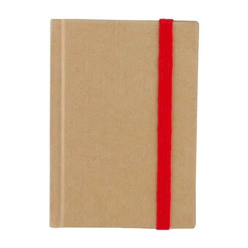 HL 2012 R libreta eco paper color rojo 1