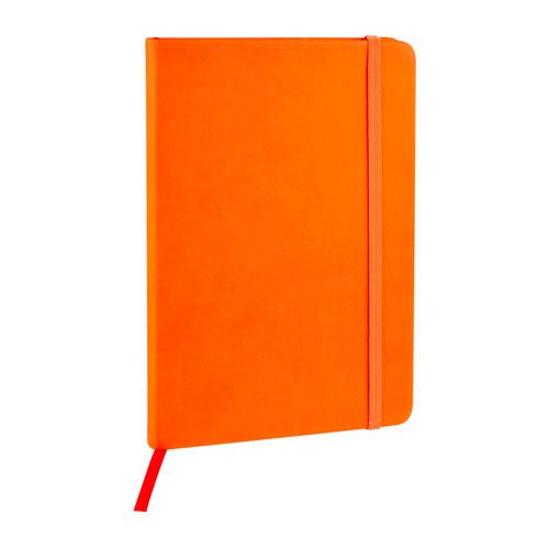 HL 2021 O libreta smyrna color naranja 1