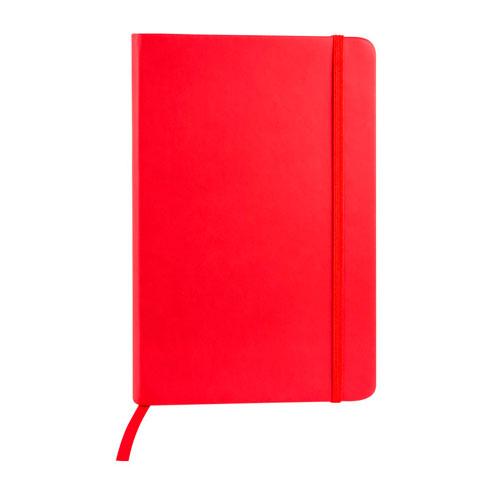HL 2021 R libreta smyrna color rojo 3