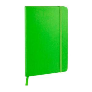 HL 2021 V libreta smyrna color verde