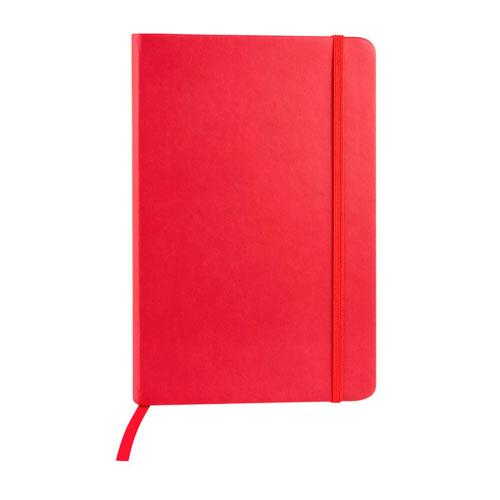 HL 2022 R libreta olvera color rojo 1