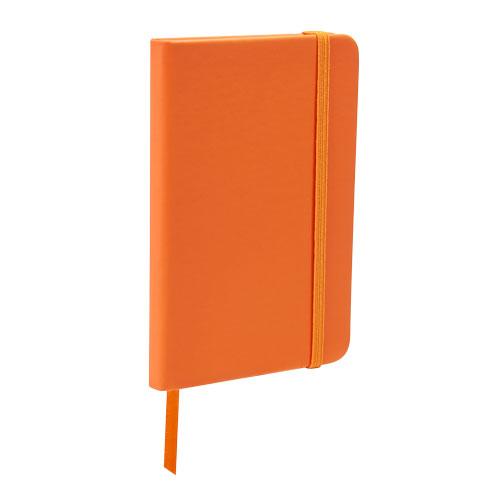 HL 2023 O libreta baiona color naranja