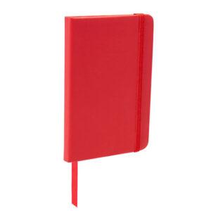 HL 2023 R libreta baiona color rojo