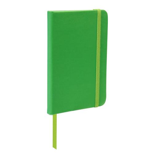 HL 2023 V libreta baiona color verde 1