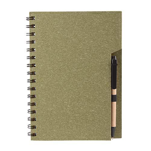 HL 2040 V libreta antlia color verde 1