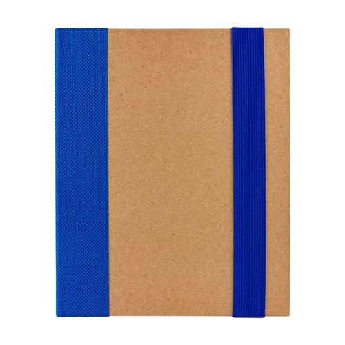 HL 2050 A libreta ridge color azul