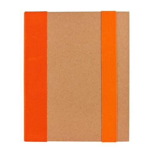 HL 2050 O libreta ridge color naranja 1