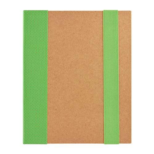 HL 2050 V libreta ridge color verde 1