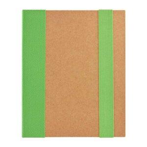 HL 2050 V libreta ridge color verde