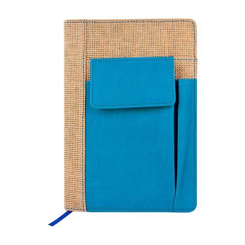HL 2070 A libreta seliger en color azul